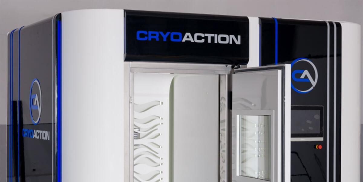 Nejmodernější kryokomora od Cryoaction
