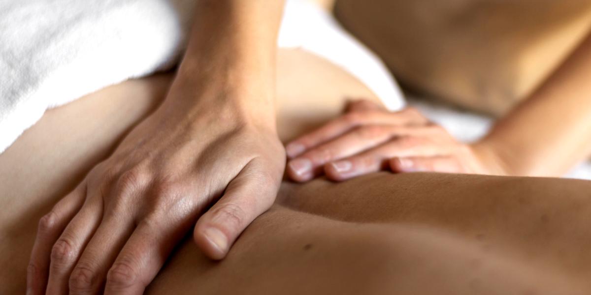 Akce na masáž