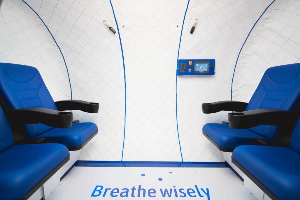 Velká hyperbarická komora